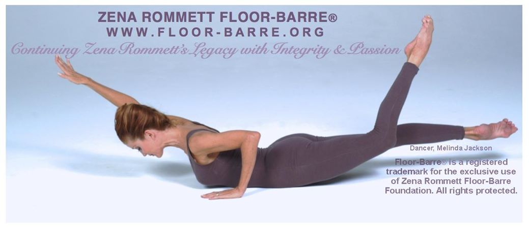 Floor Barre London Cover Image