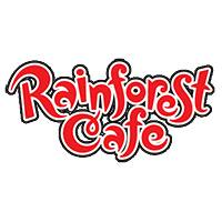 Rainforest Cafe, London Logo Image on XploreUK
