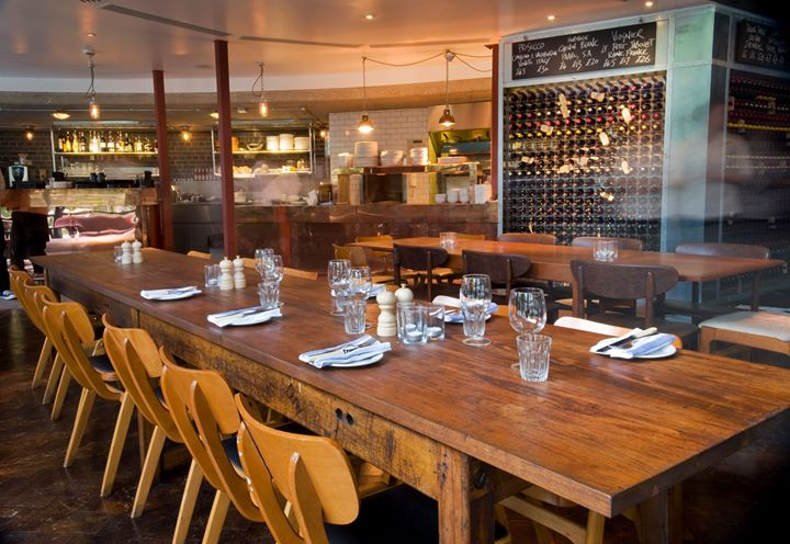 London Wall Bar & Kitchen Profile Image  - Bars - On XploreUK