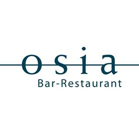 Osia Bar & Restaurant, London Logo Image on XploreUK