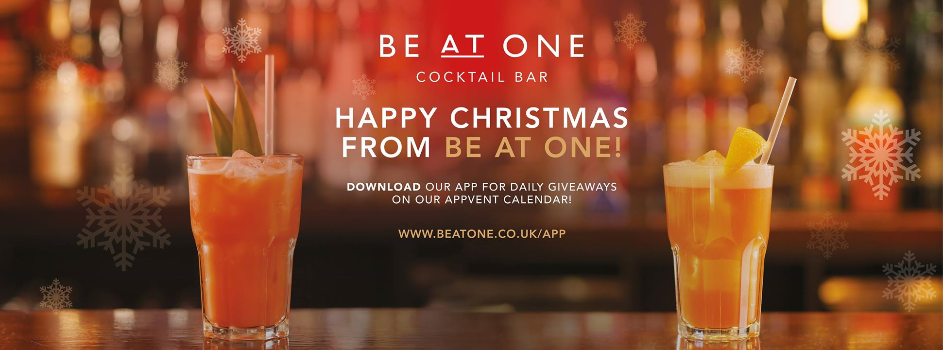 Be At One Cocktail Bar Profile Image  - Bars - On XploreUK