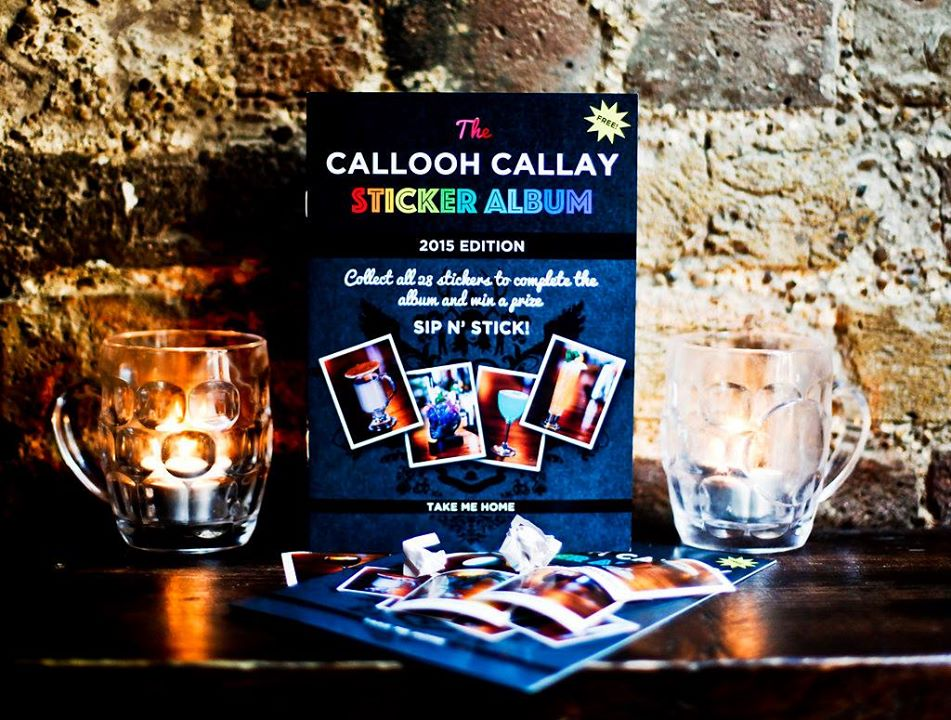 Callooh Callay Cover Image on XploreUk