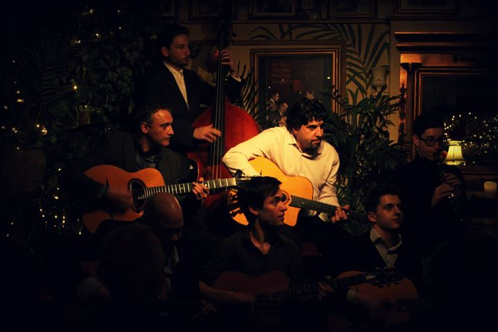 Le QuecumBar - Hot Club of London Profile Image  - Bars - On XploreUK