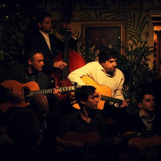 Le QuecumBar - Hot Club of London Logo Image on XploreUK