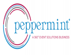 Peppermint Bars and Events Cover Image
