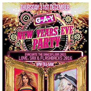 G-A-Y Logo Image on XploreUK