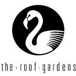 The Roof Gardens Logo Image on XploreUK