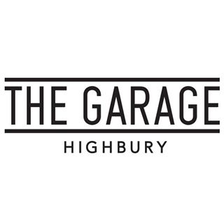The Garage London Logo Image on XploreUK