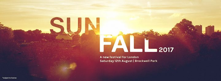 Sunfall 2017: a new festival for London Image