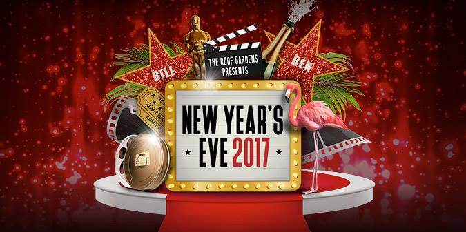 New Year's Eve 2017 Event Image