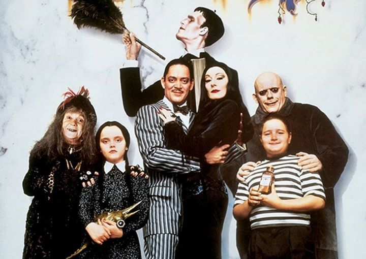 The Addams Family Event Image