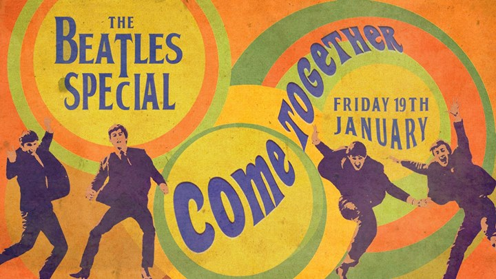 Come Together  The Beatles Special Event Image