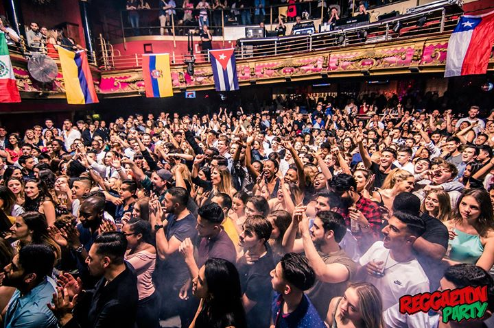 Reggaeton Party  The Clapham Grand Event Image