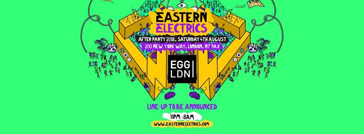 Eastern Electrics Official Afterparty Event Image