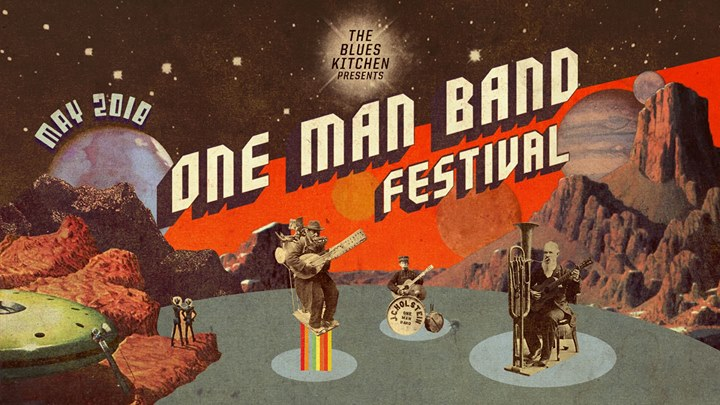 One Man Band Festival Event Image