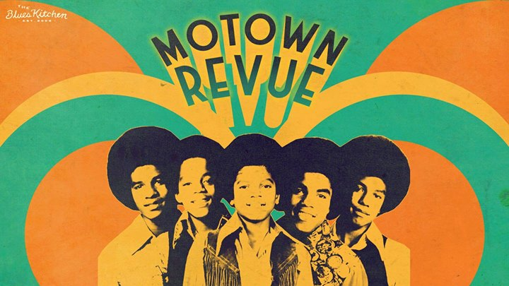 The Motown Revue Event Image