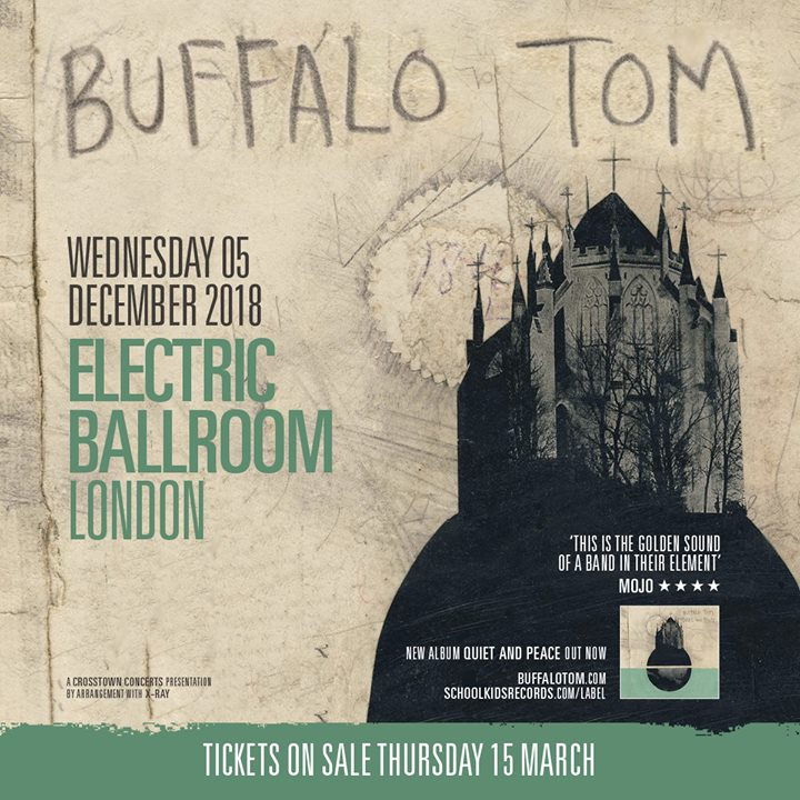 Buffalo Tom // London Image