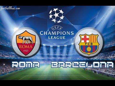 Roma Vs Barcelona  Quarter Final 2nd Leg Event Image