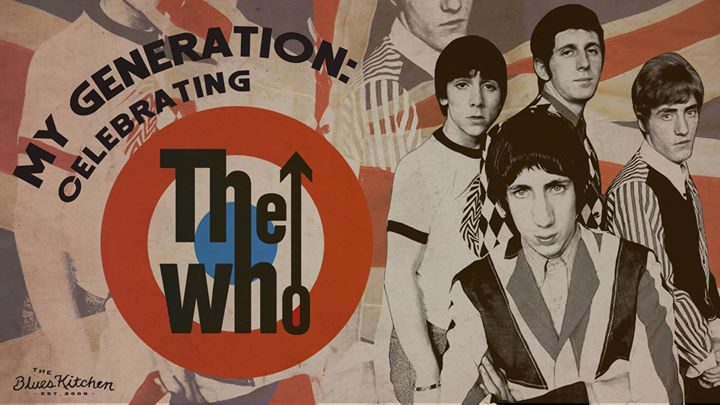 My Generation: Celebrating The Who Event Image