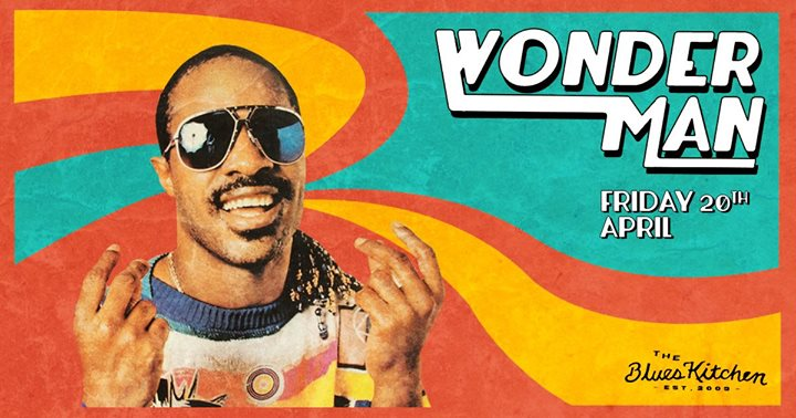 Wonderman  A Stevie Wonder Special Event Image