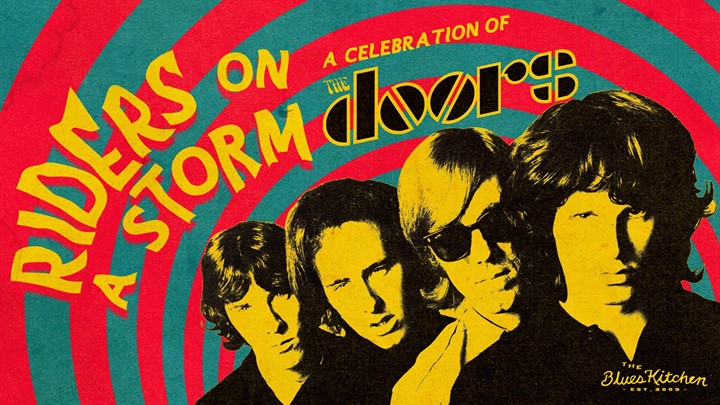May Bank Holiday: Riders on a Storm: A Celebration of The Doors Image