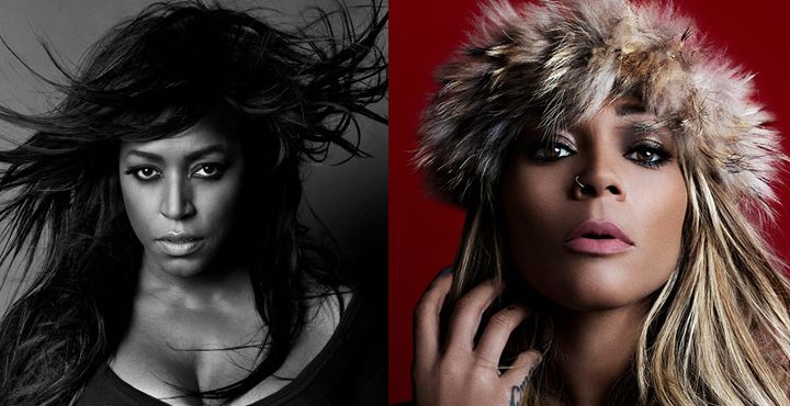 LIVE! Launch Night feat. Mica Paris, Shola Ama & FEMME Event Image